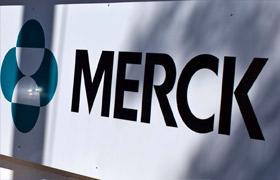 Publicité Merck